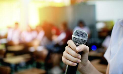 Public speaking for impact
