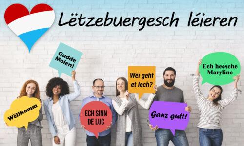 Luxembourgeois niveau A1.1 – LA-LB-518